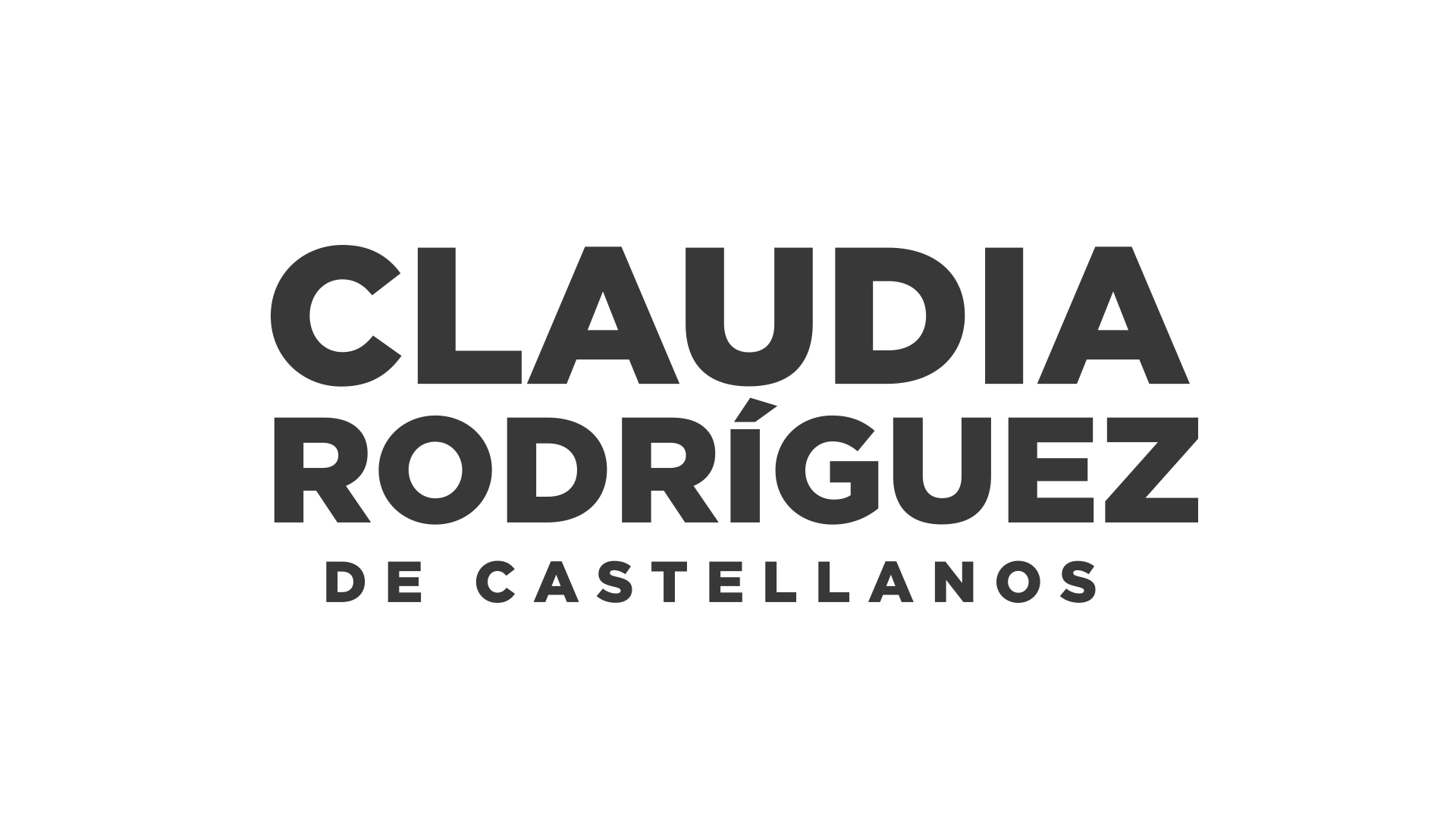 Claudia Rodriguez de Castellanos